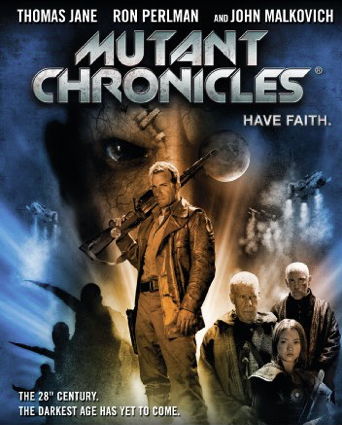 INFORMATION ABOUT MUTANT CHRONICLES