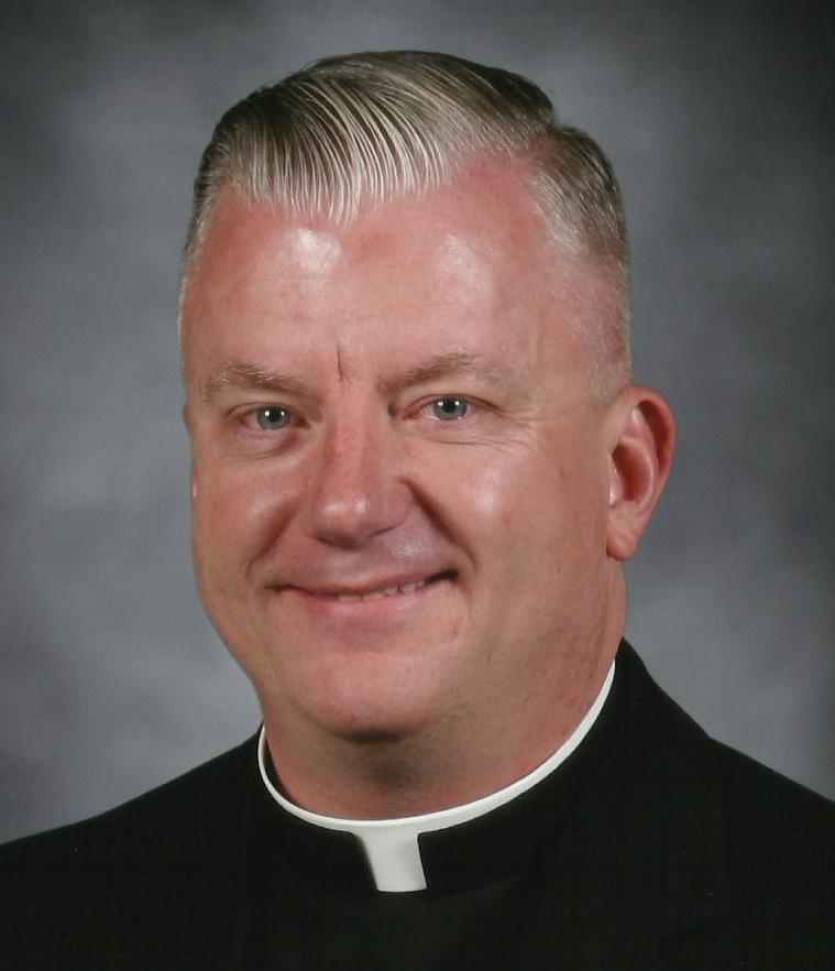 Father Eben MacDonald