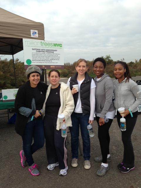 Volunteering with NYC Service