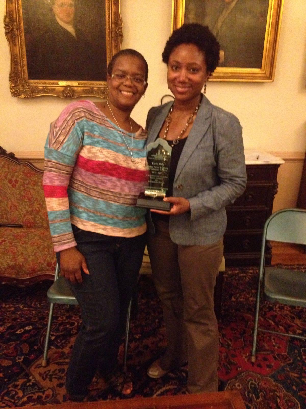 2012-13 Volunteer of the Year