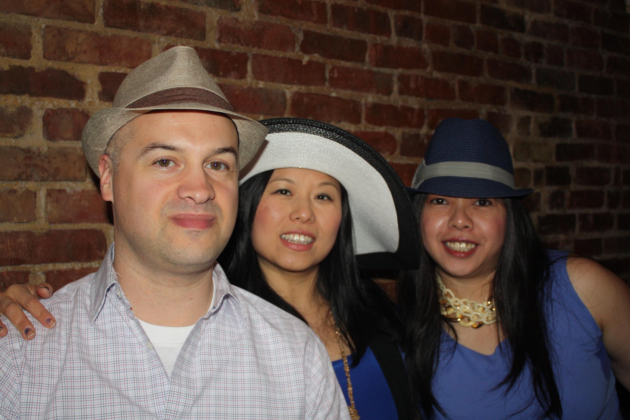Finance VP Hats