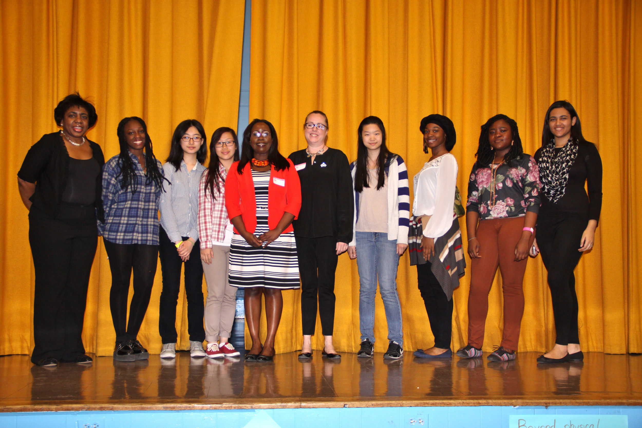2013-14 Belle of the Ball Scholarship Winners