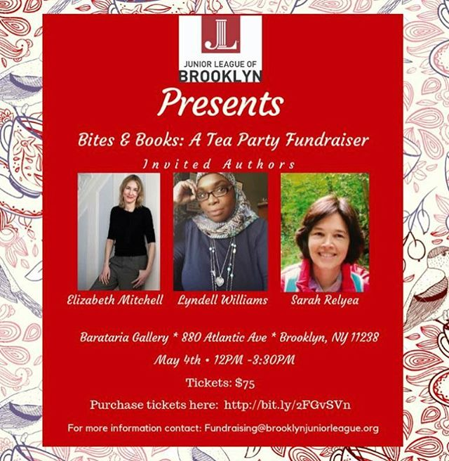 Grab your fancy hats, pretty fascinators and gorgeous Spring attire for an afternoon of tea, savories & sweets, author readings and Mother's Day Shopping with the ladies of the Junior League of Brooklyn.  A portion of the proceeds will go towards the Junior League of Brooklyn's programming benefiting our local community.  To register and purchase tickets visit the link in our bio.