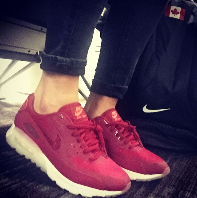 Here's to chasing your dreams in the cutest pair of shoes you own!  #NikeAirMax90 #dreams
