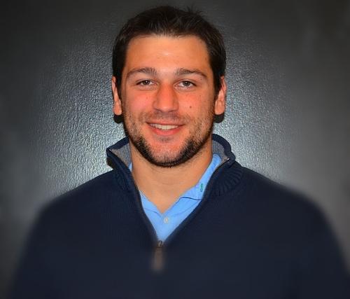 Physical Therapist Joe Mahon