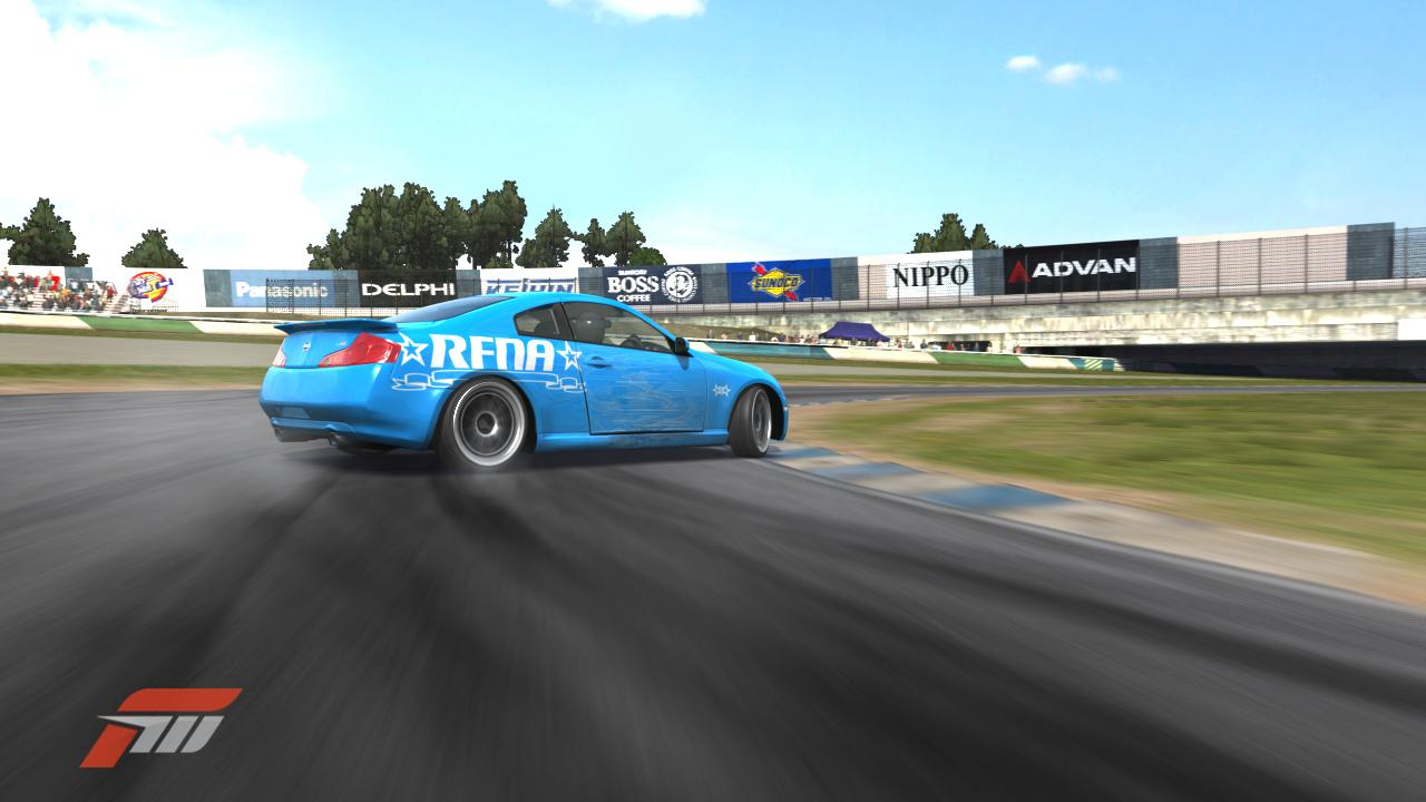 Footage From Forza Motorsports 3-----Online Xbox ID = Lonchos15!