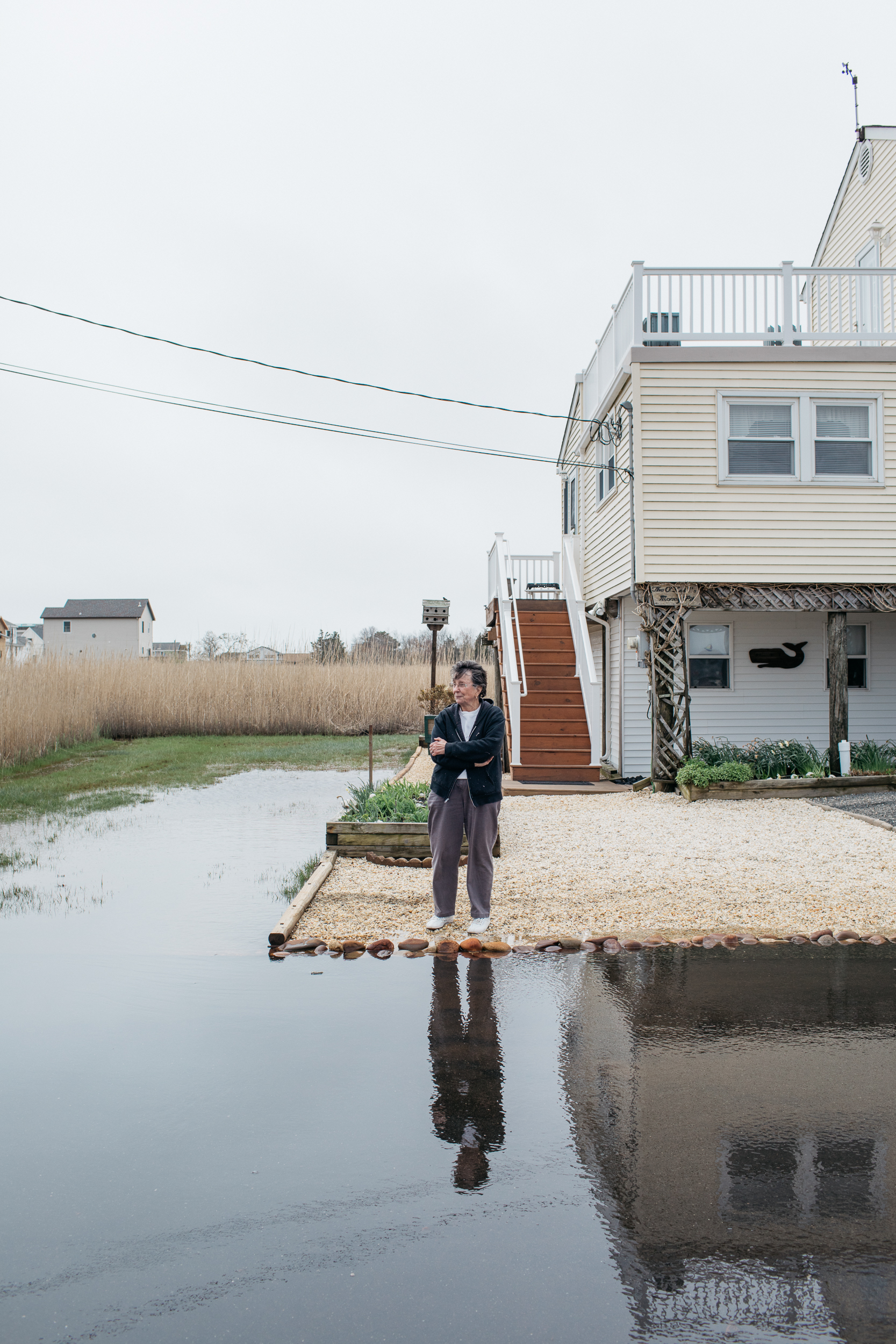 New Jersey Flooding story for Bloomberg Businessweek