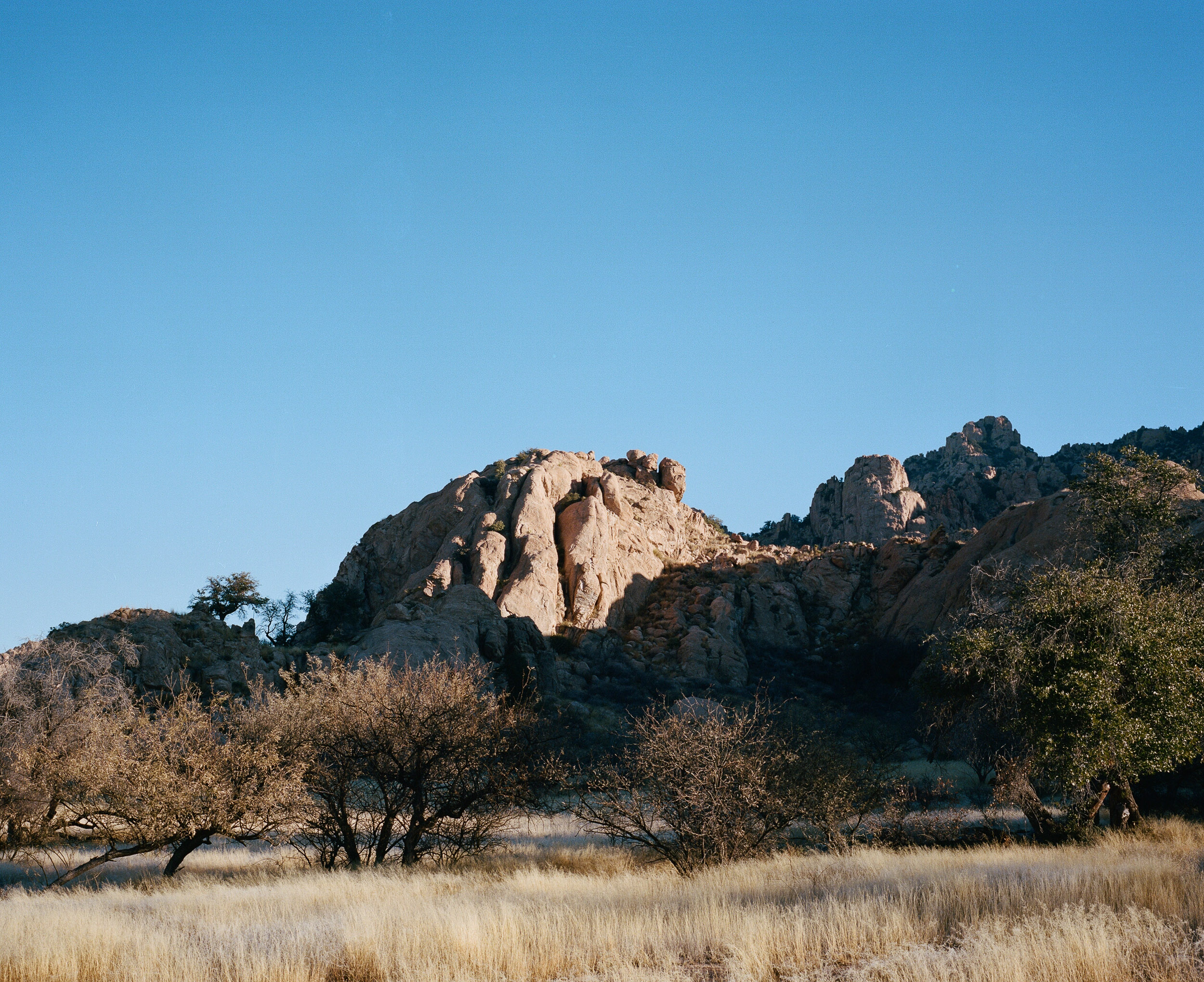 Cochise Stronghold in the Arizona desert