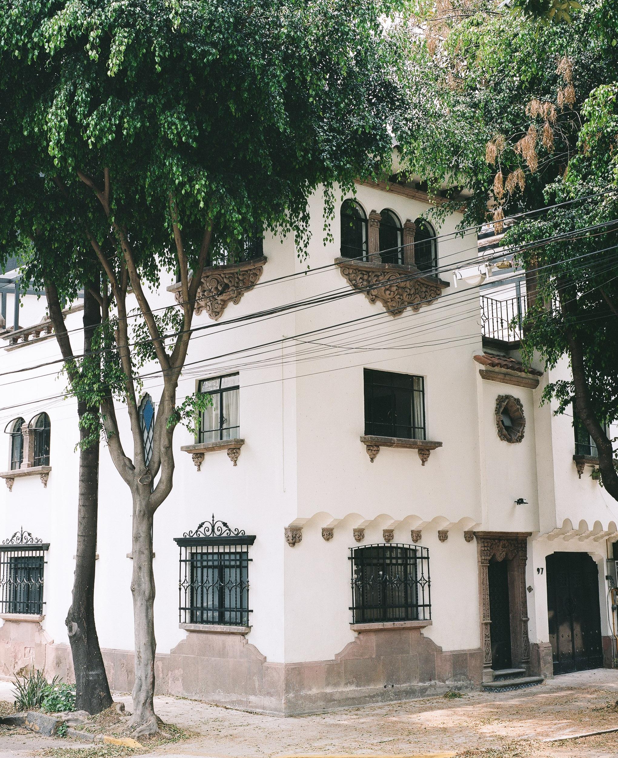 Building in Mexico City