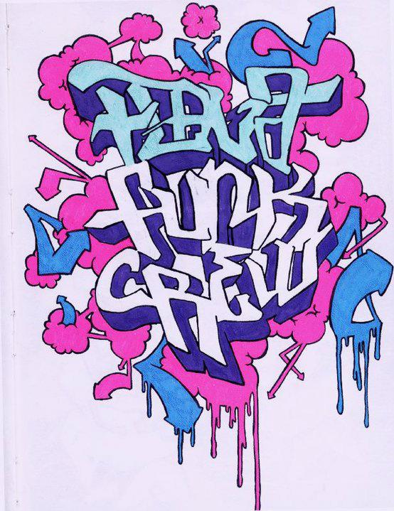 Bboy/Bgirl Crew Tee design