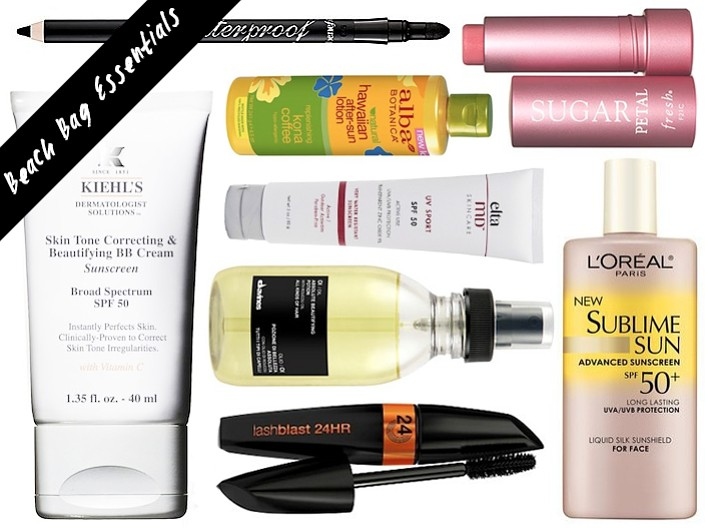 10 Beach Bag Beauty Essentials | BeautyHigh.com