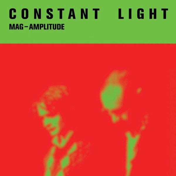"""MAG - AMPLITUDE  (Constant Light album)   MUSIQUE MACHINE  Second Language Records presents Mag - Amplitude by sonic experimentalists Constant Light. The Australian duo of Sasha Margolis and James Dean present a follow up to their well received Observations/1. If you can imagine taking Krautrock cranked through the grinder of the early 80's Manchester scene, then brighten it up with some contemporary synth pop/dream pop (ala Stereolab), add a pinch of noise and you might begin to approximate the Constant Light sound.  The opening track on Mag - Amplitude """"I/O"""" starts with a strong bass line that layers with repetitive synth pulses and warm keys that drone on for nearly the entirety of this 10 minute track. There's something oddly familiar with this jam. Strangely this track reminds me of Joy Division's """"Atmosphere"""" if you bumped up the speed and tempo and made it cheerier and uplifting rather than somber. """"Factory Floor"""" follows in the opening track's synthy goodness, offering another 10 minutes of drum machine beats and shifting futuristic keyboards colliding with fuzzed out guitar. The penultimate track """"Ice Glass"""" is a 2 minute jam of what sounds like an electronic harpsichord.  The first three tracks are only, but a prelude to the epic 3 part opus """"Dreams of Dreams Denied I-III."""" After listening to the first 3 synth heavy tracks, I was taken back a bit by the near acoustic jam on part I. Electro acoustic guitar, harmonica, sorta vocals, live drums, all shrouded in an airy atmosphere carry through to part II. Part II is a 5 minute shoe-gazey fuzz pop jam and then we come full circle to more familiar territory with part III. Part III closes things out on happier tidings with an ambient synth jam. I can almost imagine the duo jamming out to this track with perma grin in some smoky little club, just transfixed by the tunes they're filling the atmosphere with.  I have to admit while I wasn't initially enamored by Mag - Amplitude, they won me over by disc's end. It's """