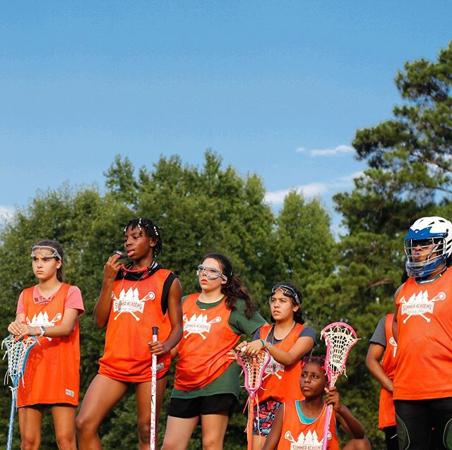 The countdown is on! We are less than a week away from our marquee summer event, Summer Academy! It's year two and we've added more campers, an extra day and night, and we are bringing in some new friends from Austin, New Horizons Lacrosse. Here we come East Texas! 🥍📚🔦🛶🌲✍️🌗🍦#bridgefamily