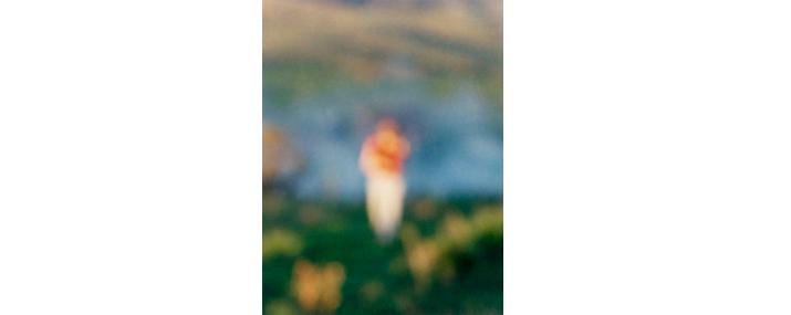 River Mourn , 2009   Lambda print behind 3 mm perspex,59 x 45 cm