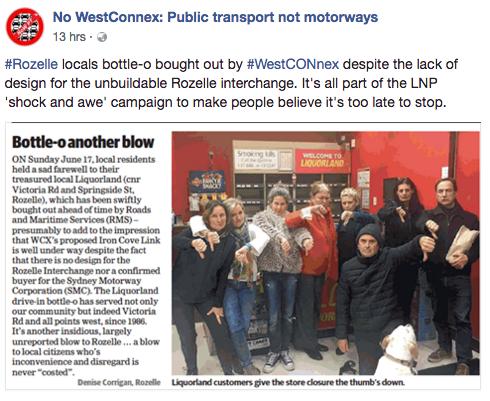 Inner West Courier  19 June 2018