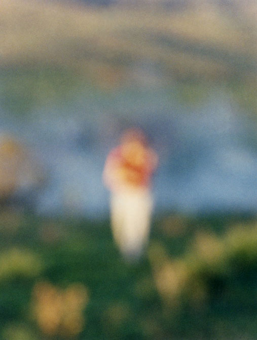 David Watson,  River Mourn  (2009), Lambda print behind 3 mm perspex, 59 x 45 cm