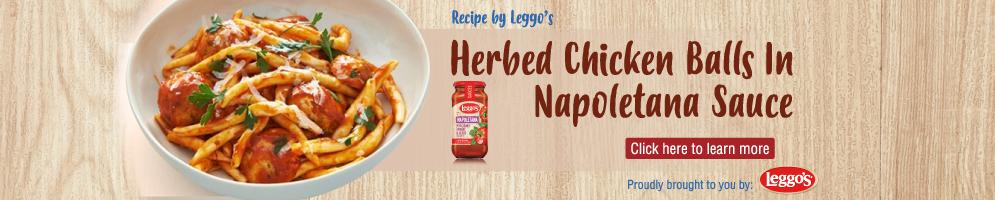 Recipe banner - Herb Chicken Ball.jpg