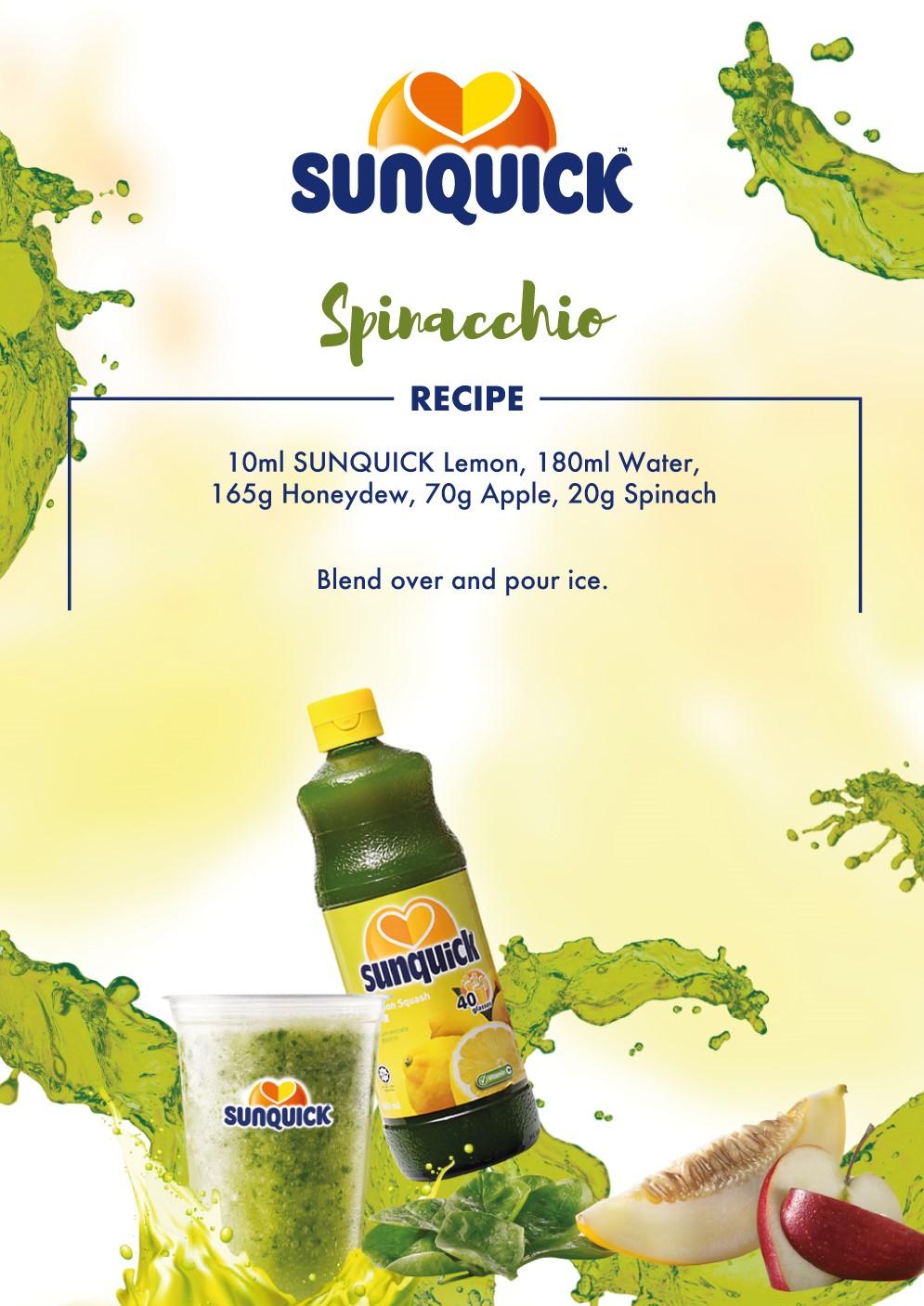 Sunquick spinacchio recipe  banner.jpg