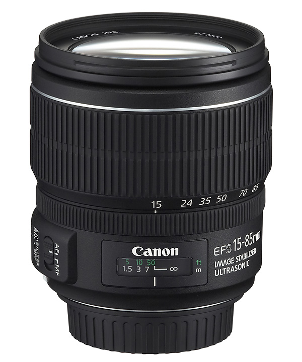 Canon 15-85mm