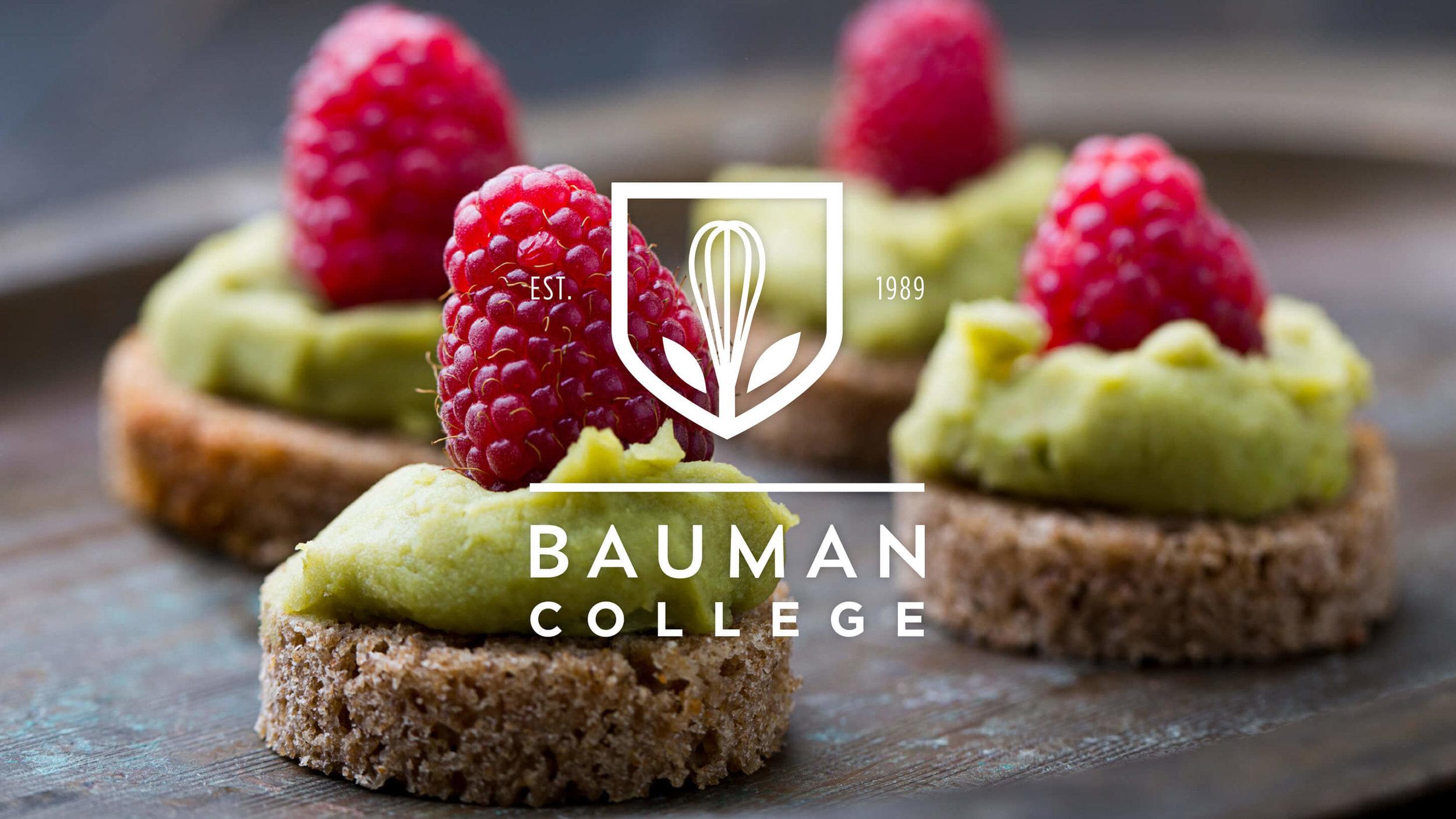 Bauman College — ERIN ROSE CREATIVE
