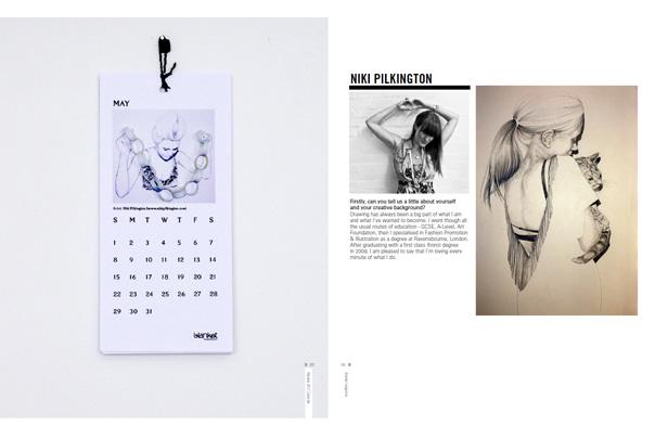 BLANKET MAGAZINE / Calendar