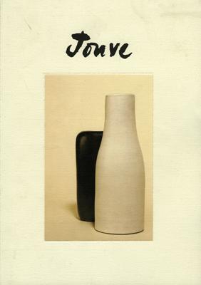 """Georges Jouve,""""Minimalist Ceramic Works"""" ,2005  Editions L'Arc en Seine"""