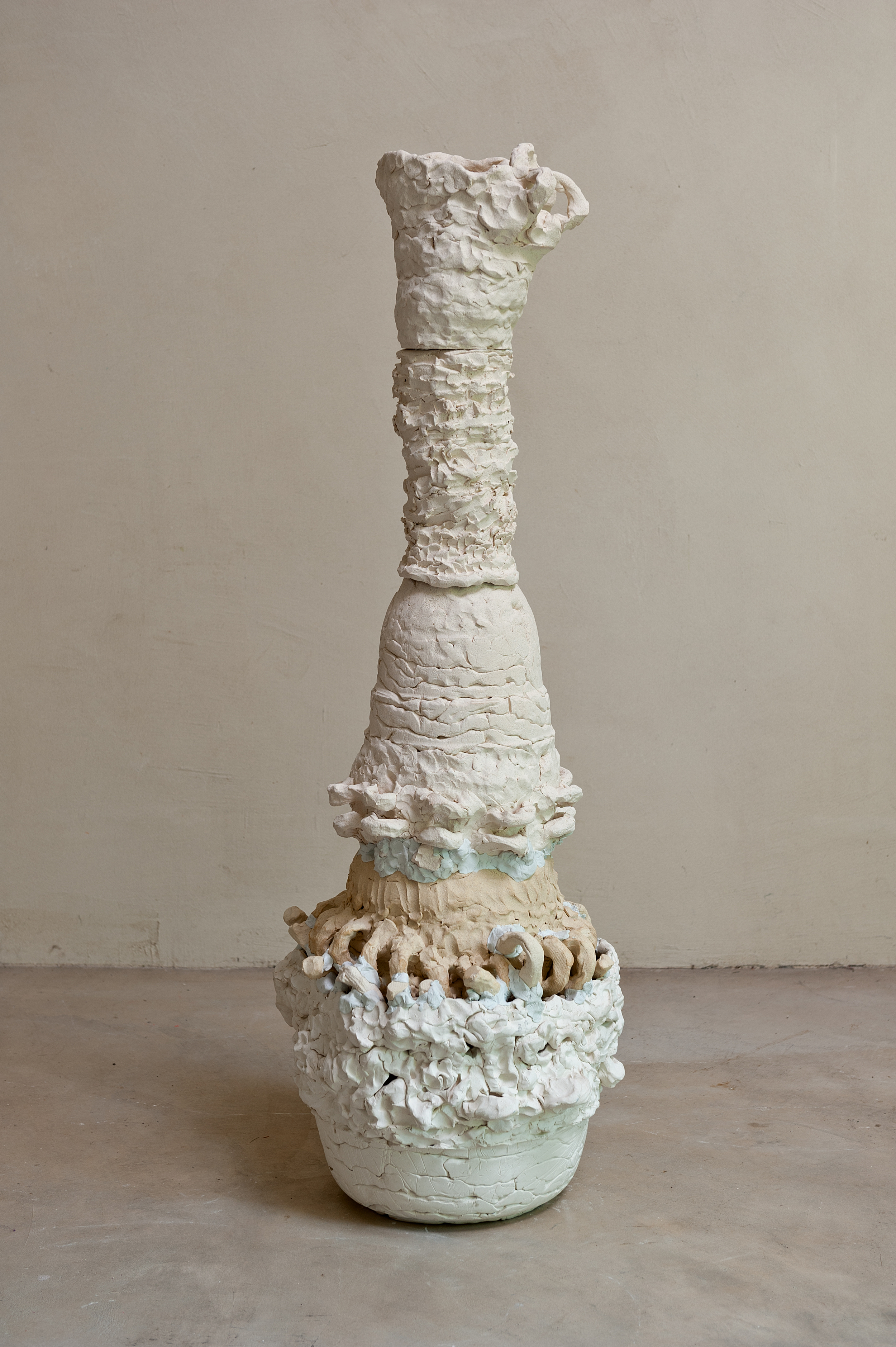 Beverly Semmes,  Stacked Pot#5 , 2015