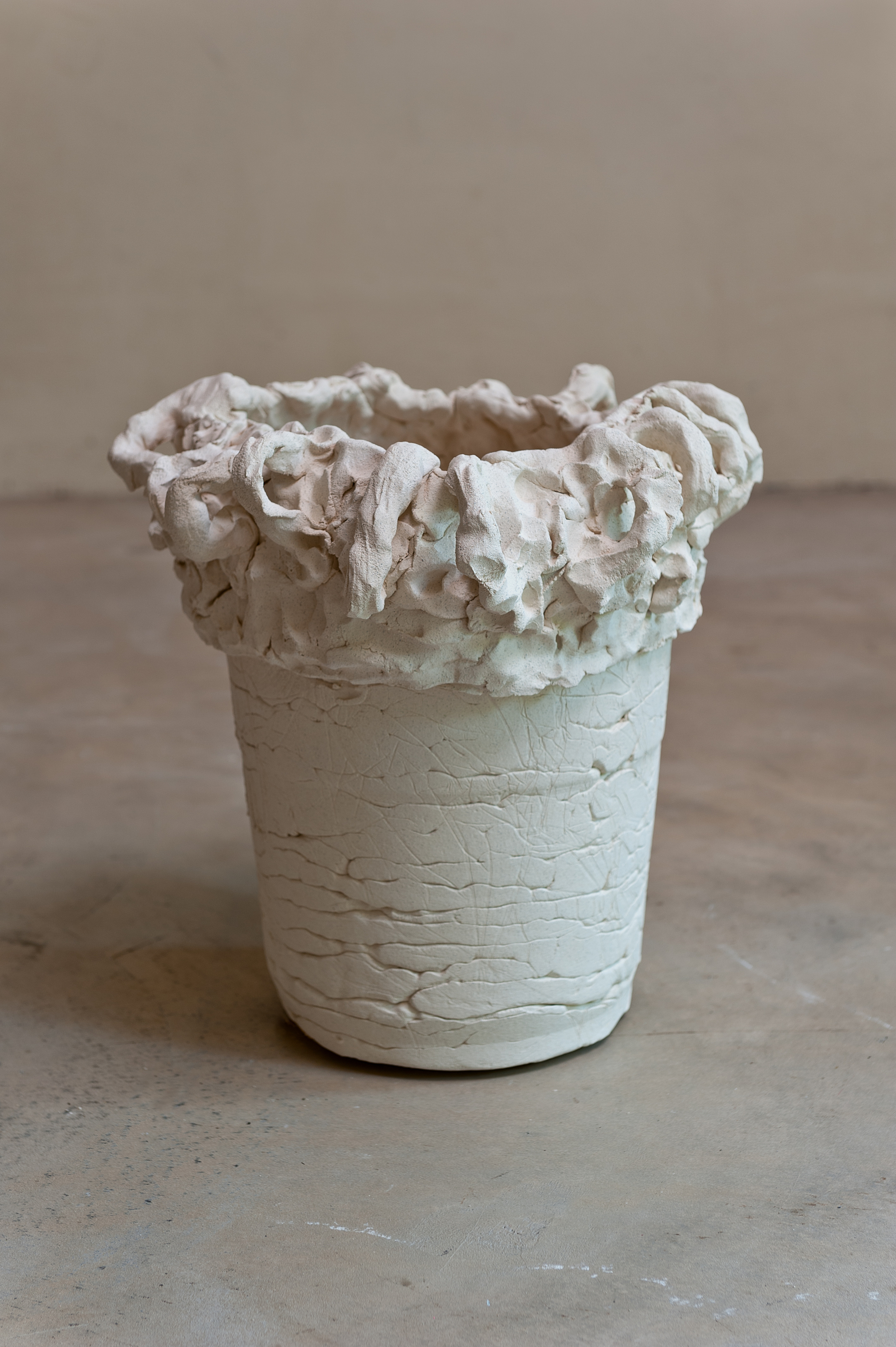 Beverly Semmes,  Handle Pot#1 , 2015