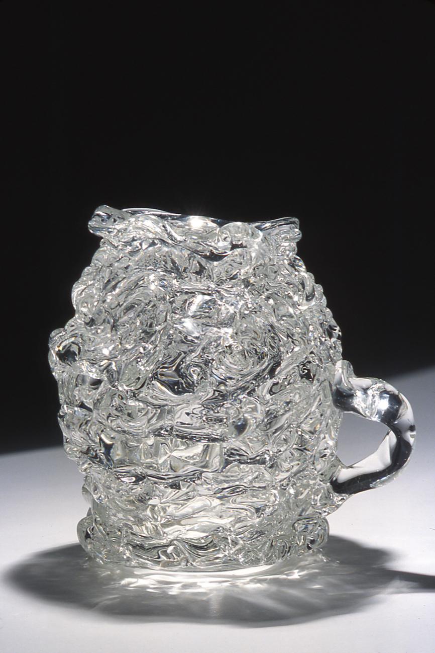 Beverly Semmes, Glass Pot #11 , 2003