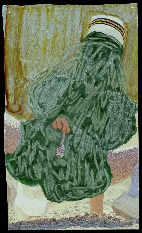 Beverly Semmes, Green Nurse , 2013,© Taylor Absher