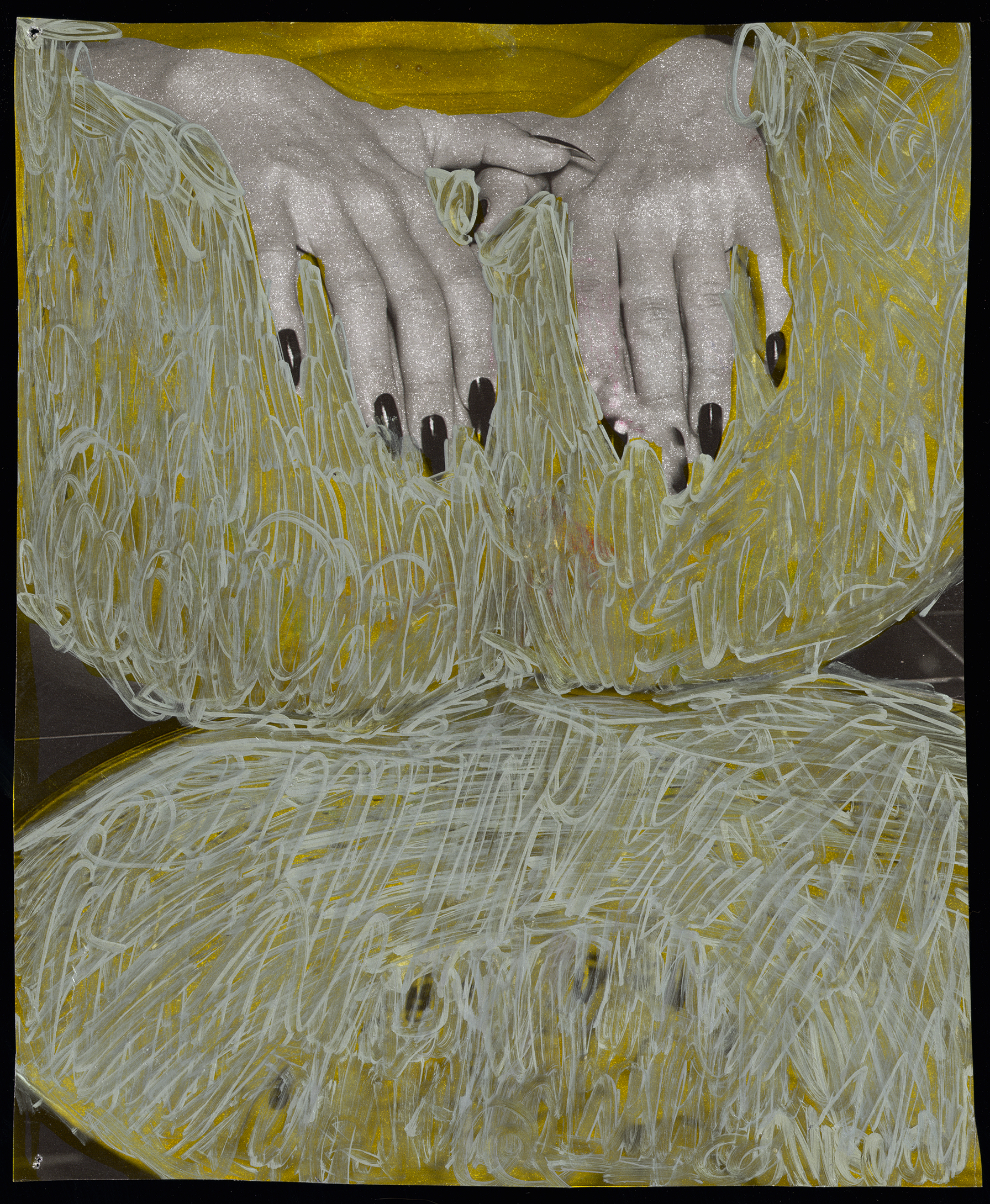 Beverly Semmes, Silver Mirror , 2014,© Taylor Absher