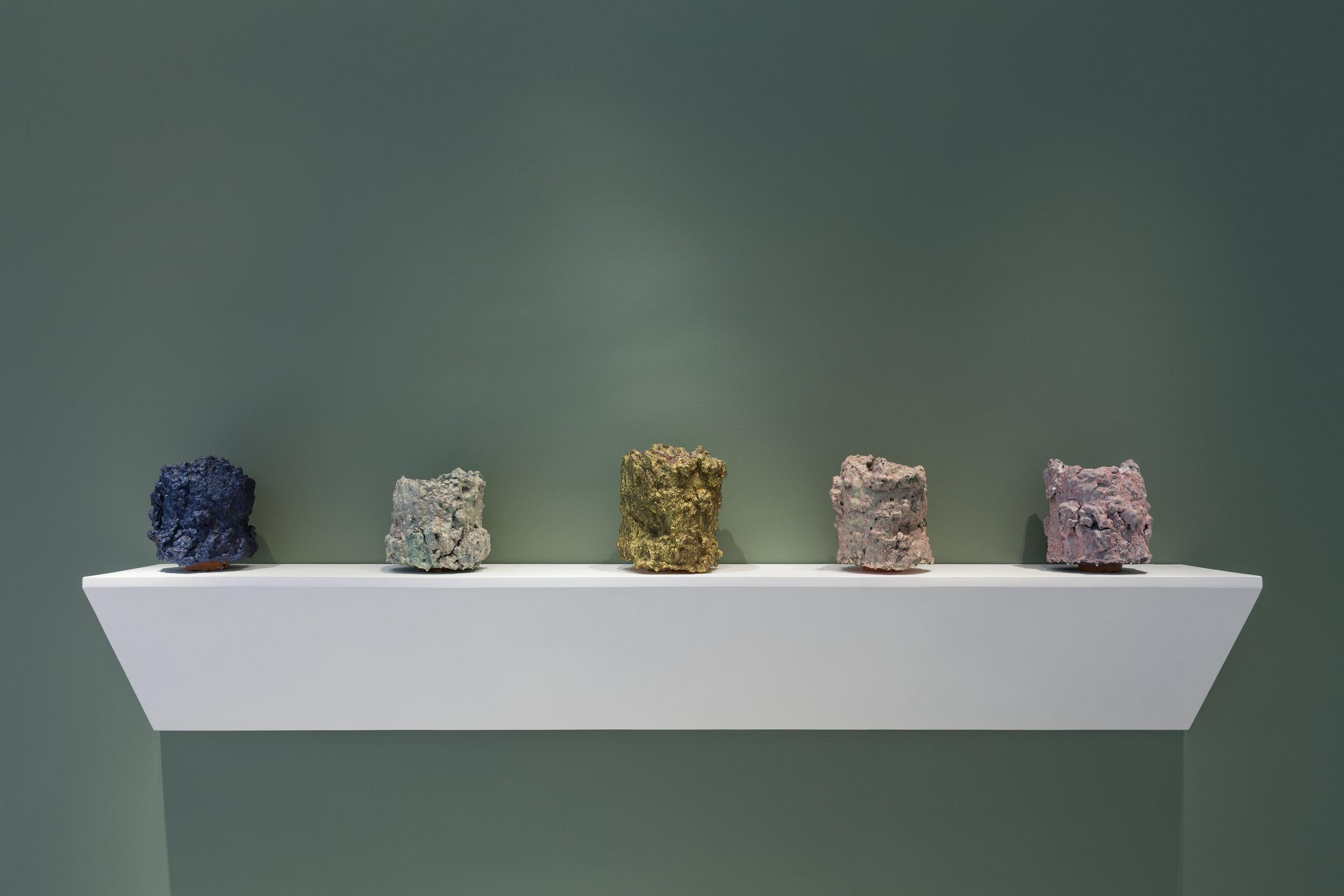 Vue de l'exposition -© Mario Simon