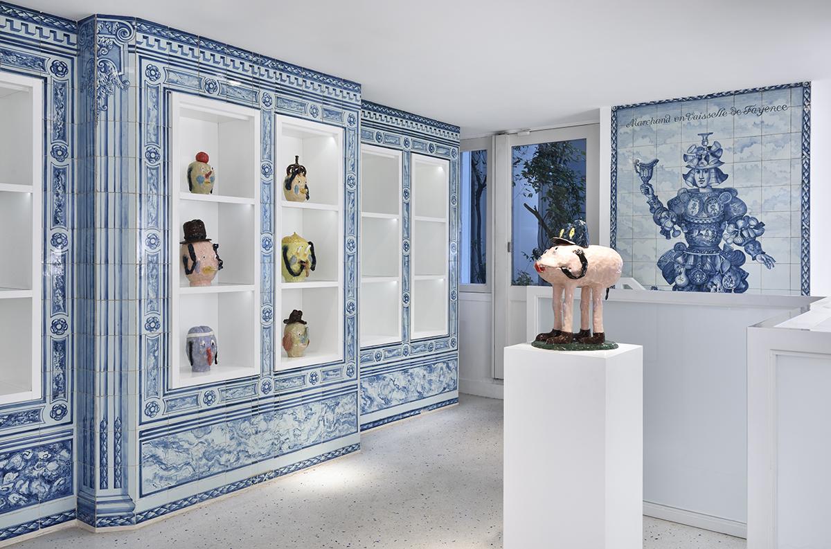 Crédit Photo Rebecca Fanuele © Courtesy of Galerie Lefebvre & Fils et Joakim Ojanen