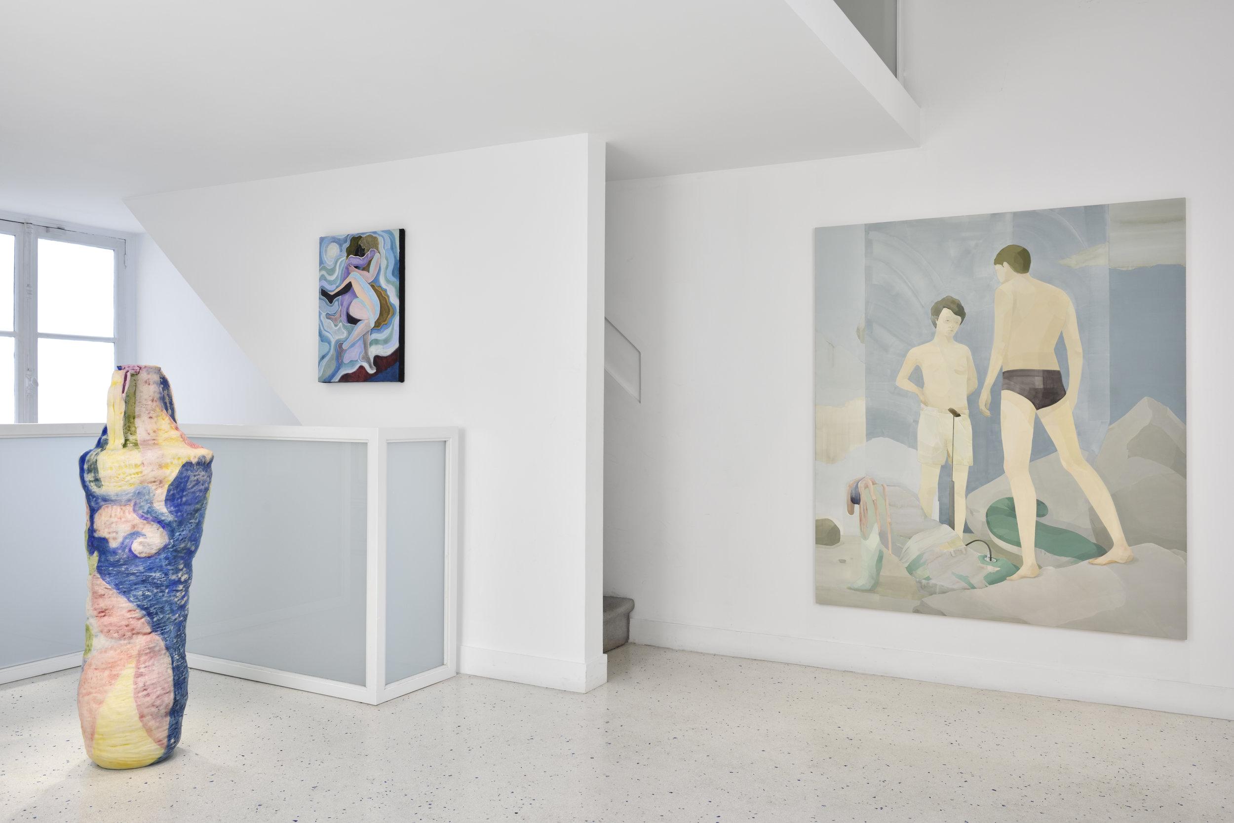 Crédit Photo Rebecca Fanuele © Courtesy of Galerie Lefebvre & Fils