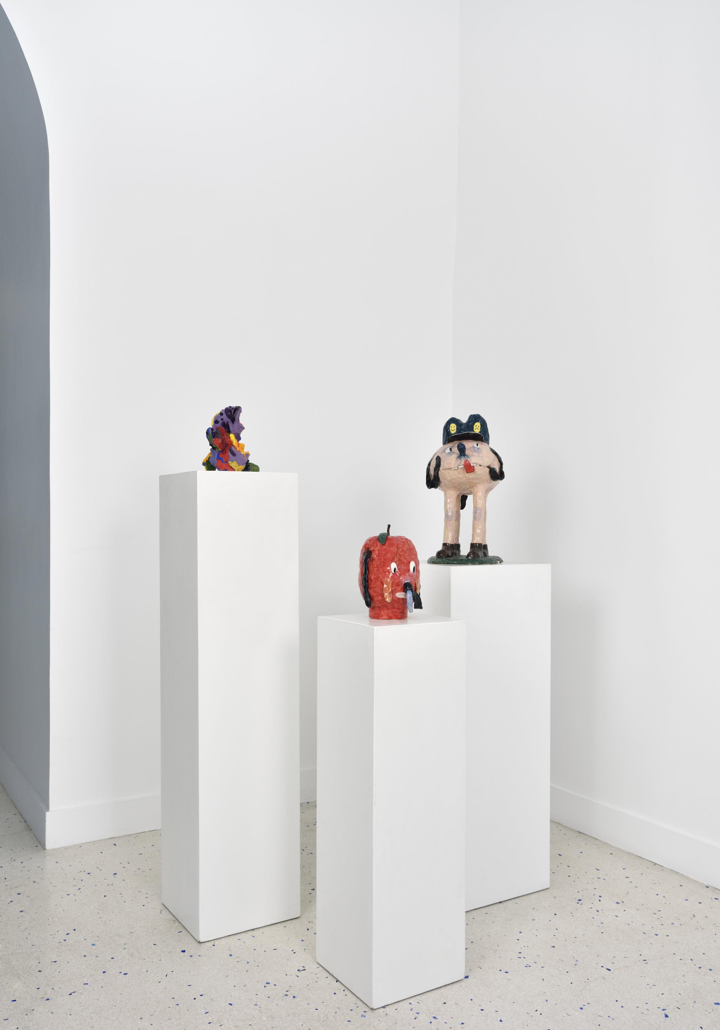 Crédit Photo Rebecca Fanuele © Courtesy of Galerie Lefebvre, Anabel Juarez & Joakim Ojanen
