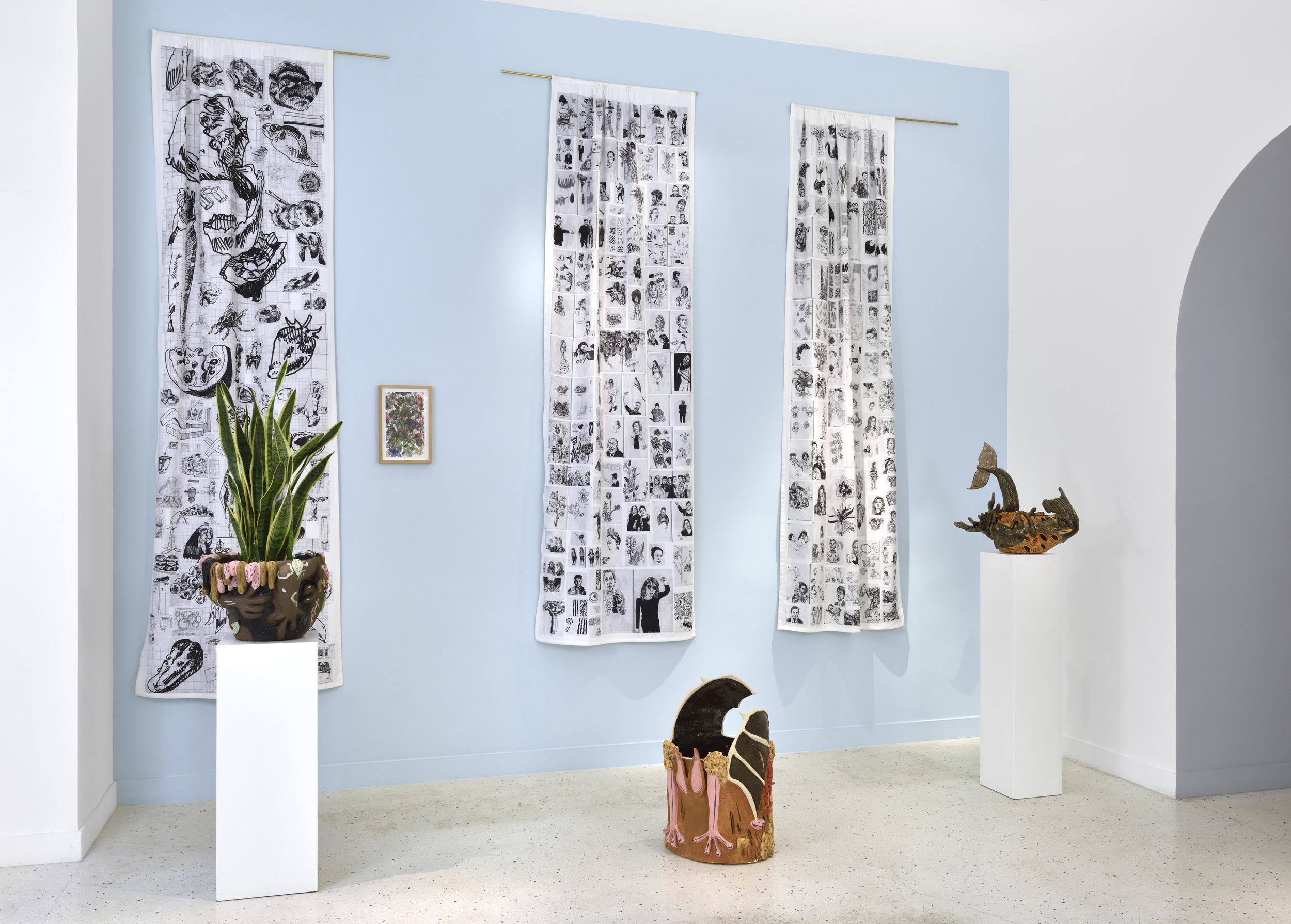 Crédit Photo Rebecca Fanuele  Courtesy Galerie Lefebvre & Fils & Lamarche-Ovize