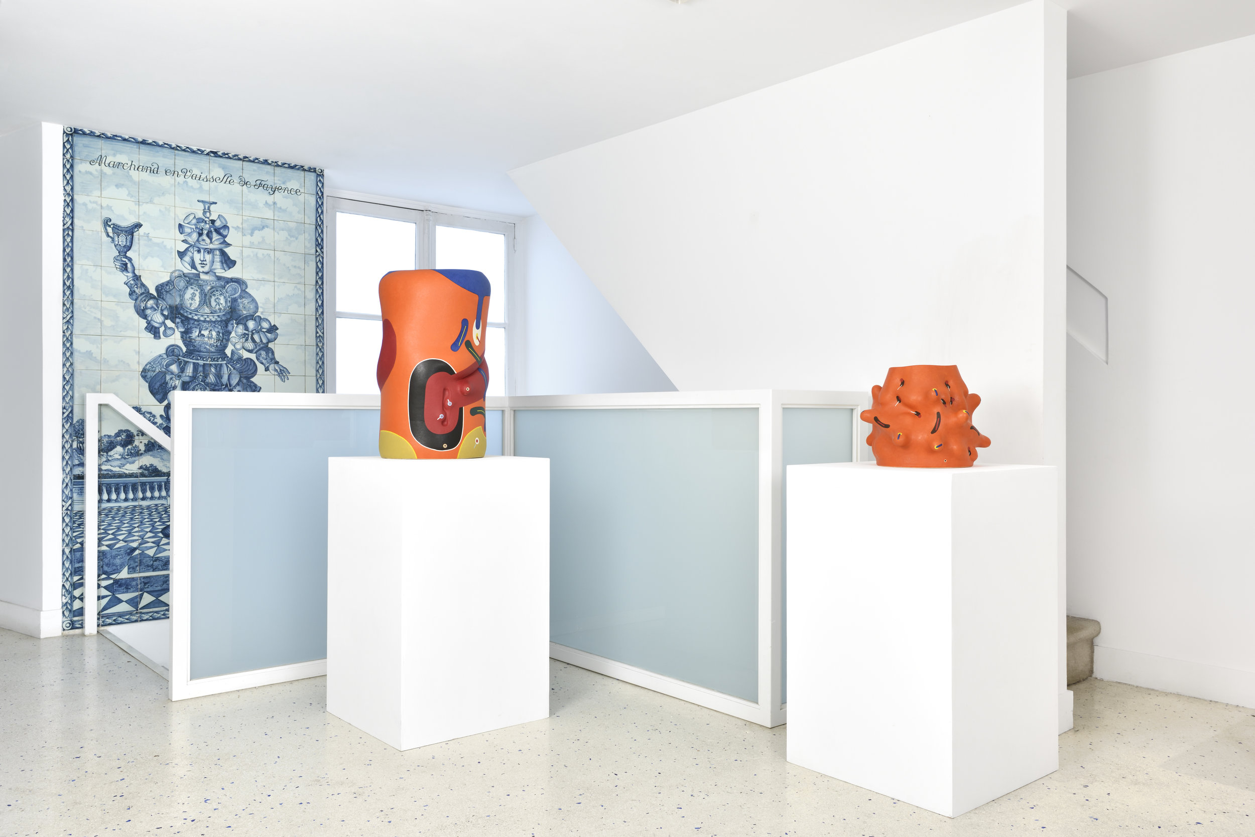 Crédit Photo Rebecca Fanuele  Courtesy Galerie Lefebvre & Fils & José Sierra