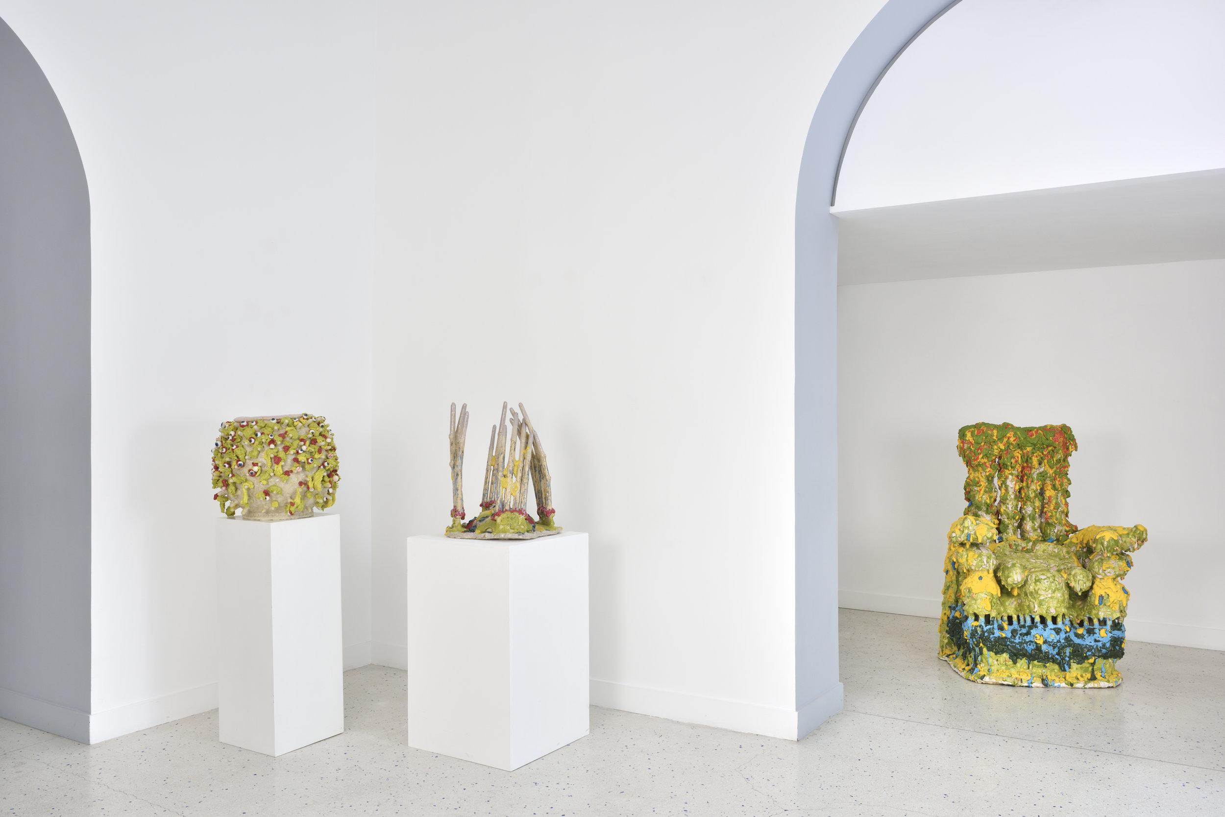 Crédit Photo Rebecca Fanuele  Courtesy Galerie Lefebvre & Fils & Nick Weddell