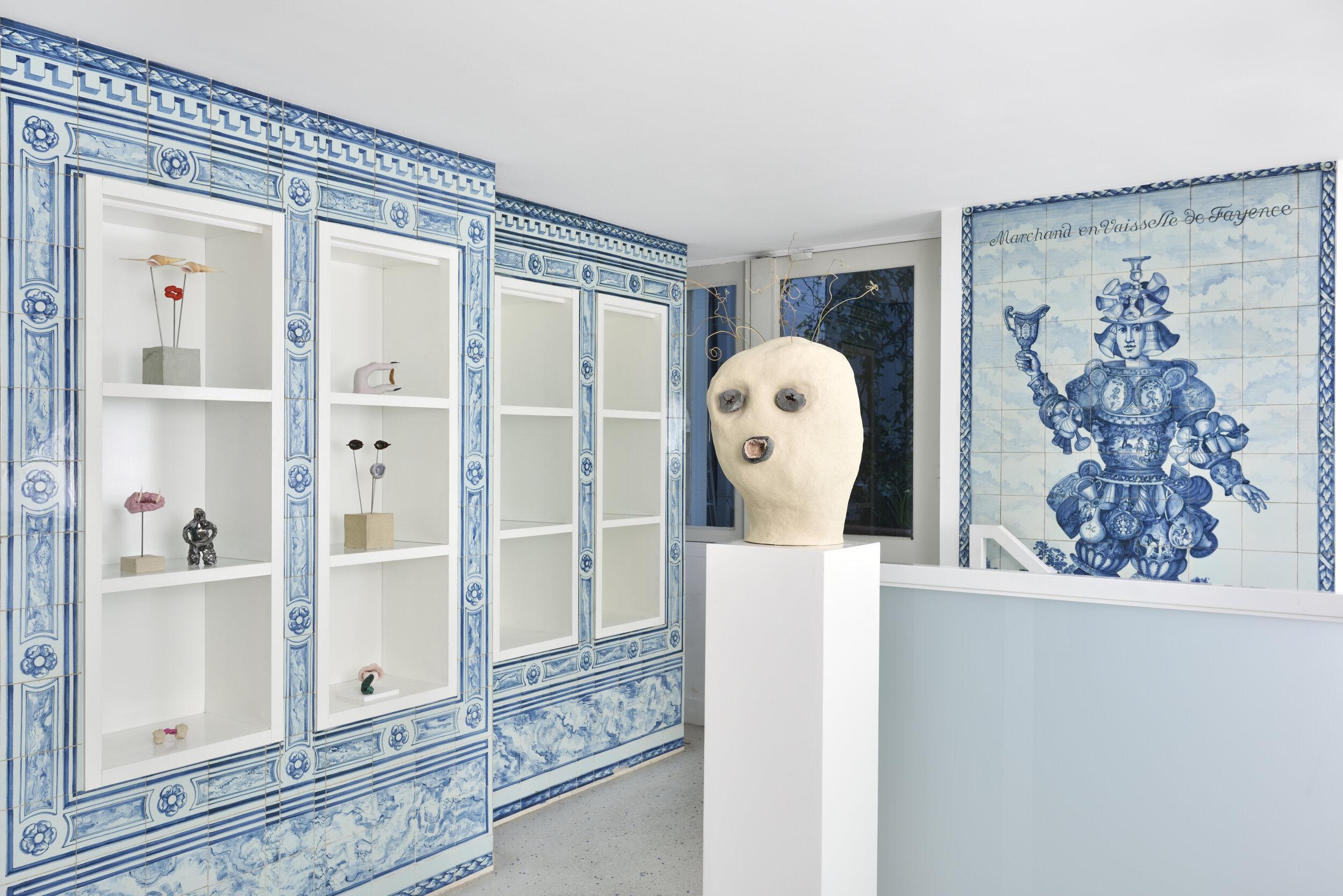 Crédit Photo Rebecca Fanuele  Courtesy Galerie Lefebvre & Fils, Katarzyna Przezwanska & Galerie Dawid Radziszewski