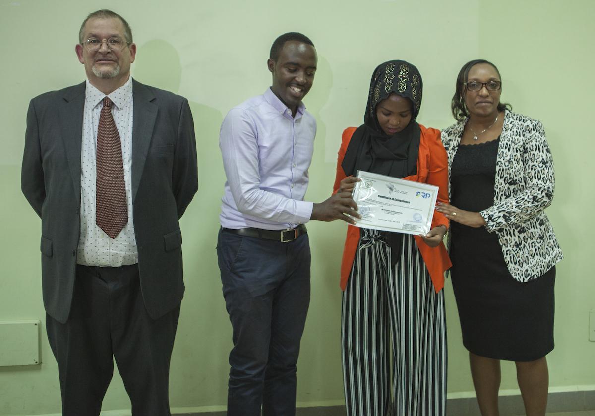 ADMA Graduate Rehema Umwali