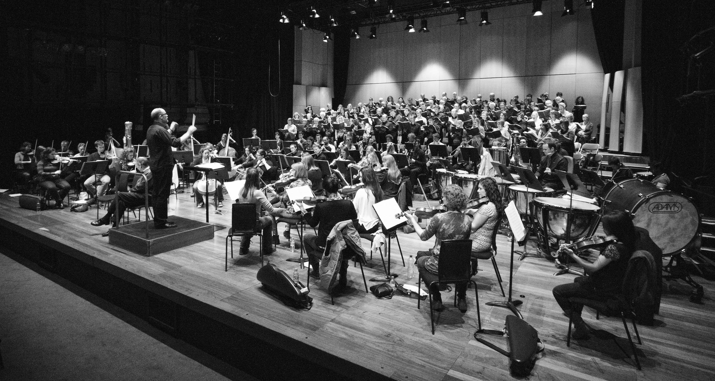 Covent Garden Sinfonia  • Queen Elizabeth Hall Image © Edward Webb Photography