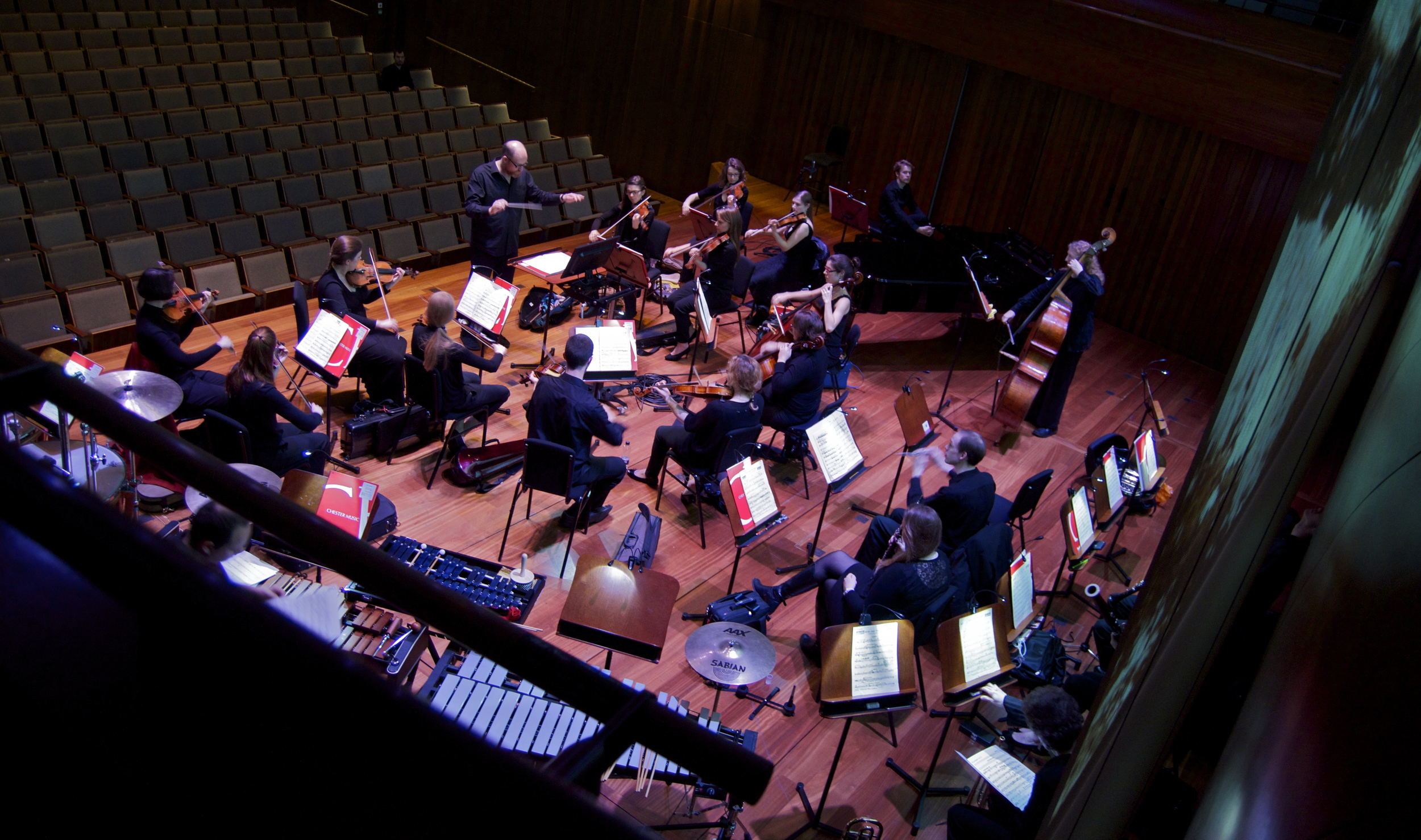 Covent Garden Sinfonia  • Milton Court Image © Charlotte Amherst Photography