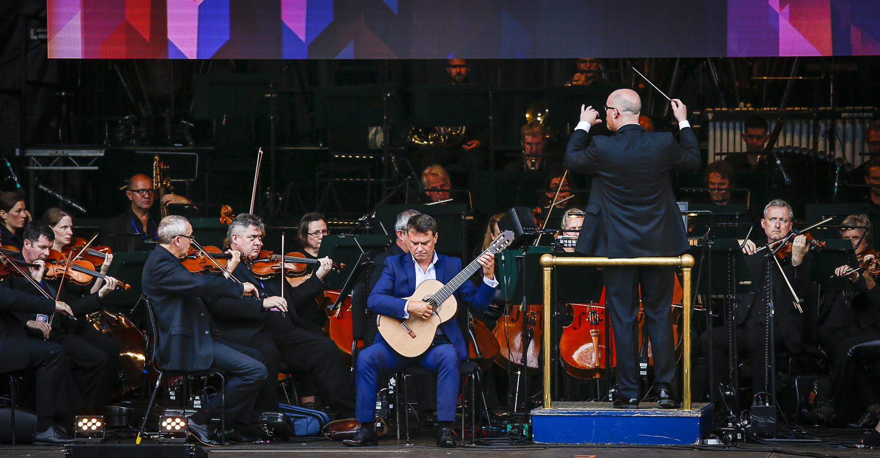 Orchestra of Opera North  •Millennium Square, Leeds