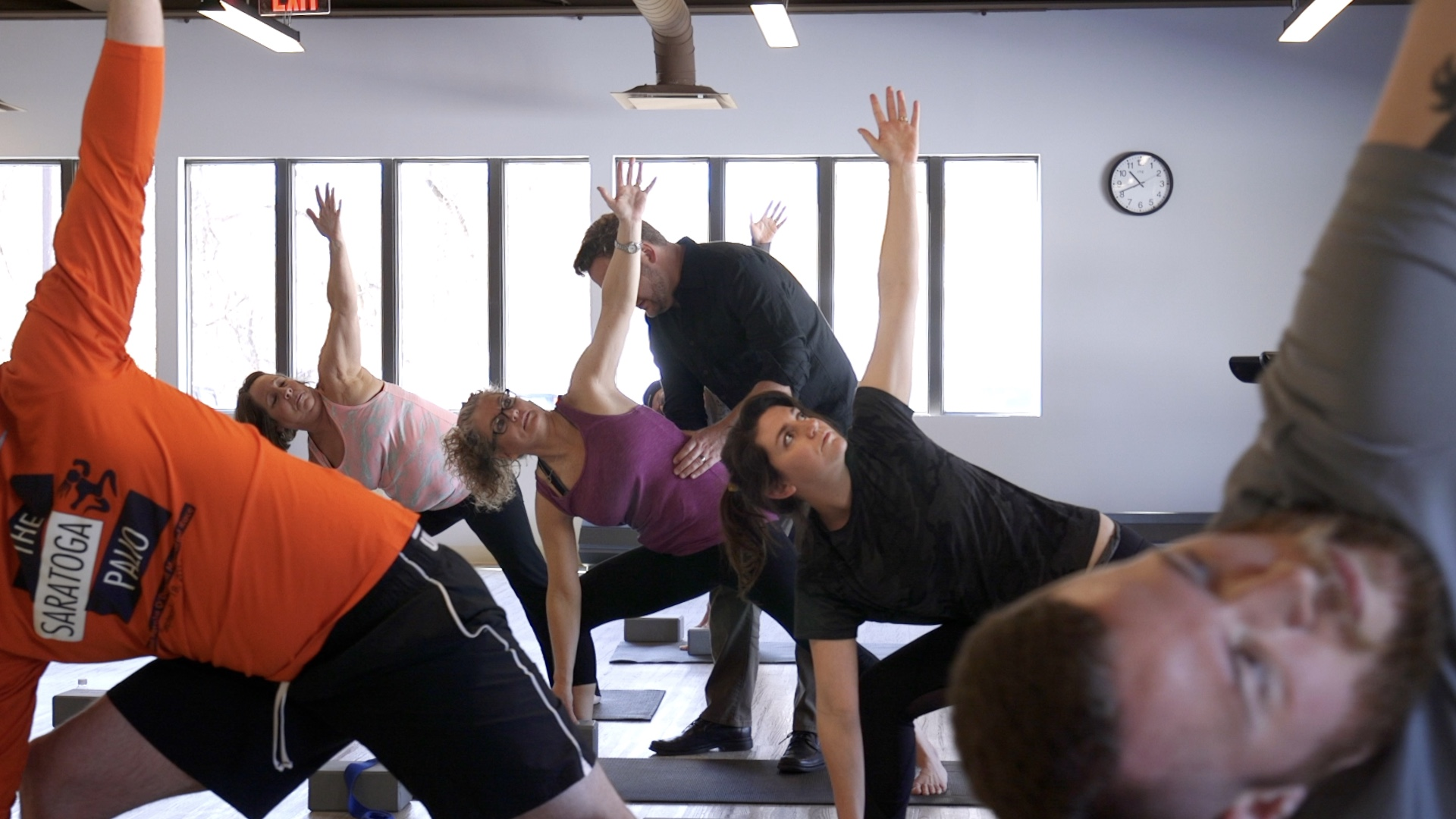 COREctiveYoga - A perfect transition for patients looking for more