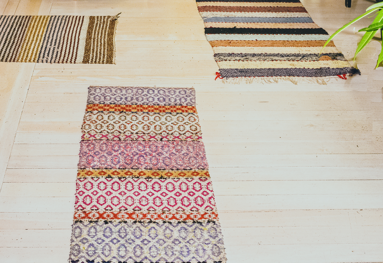 CONFIGURE RUGS ANY WAY