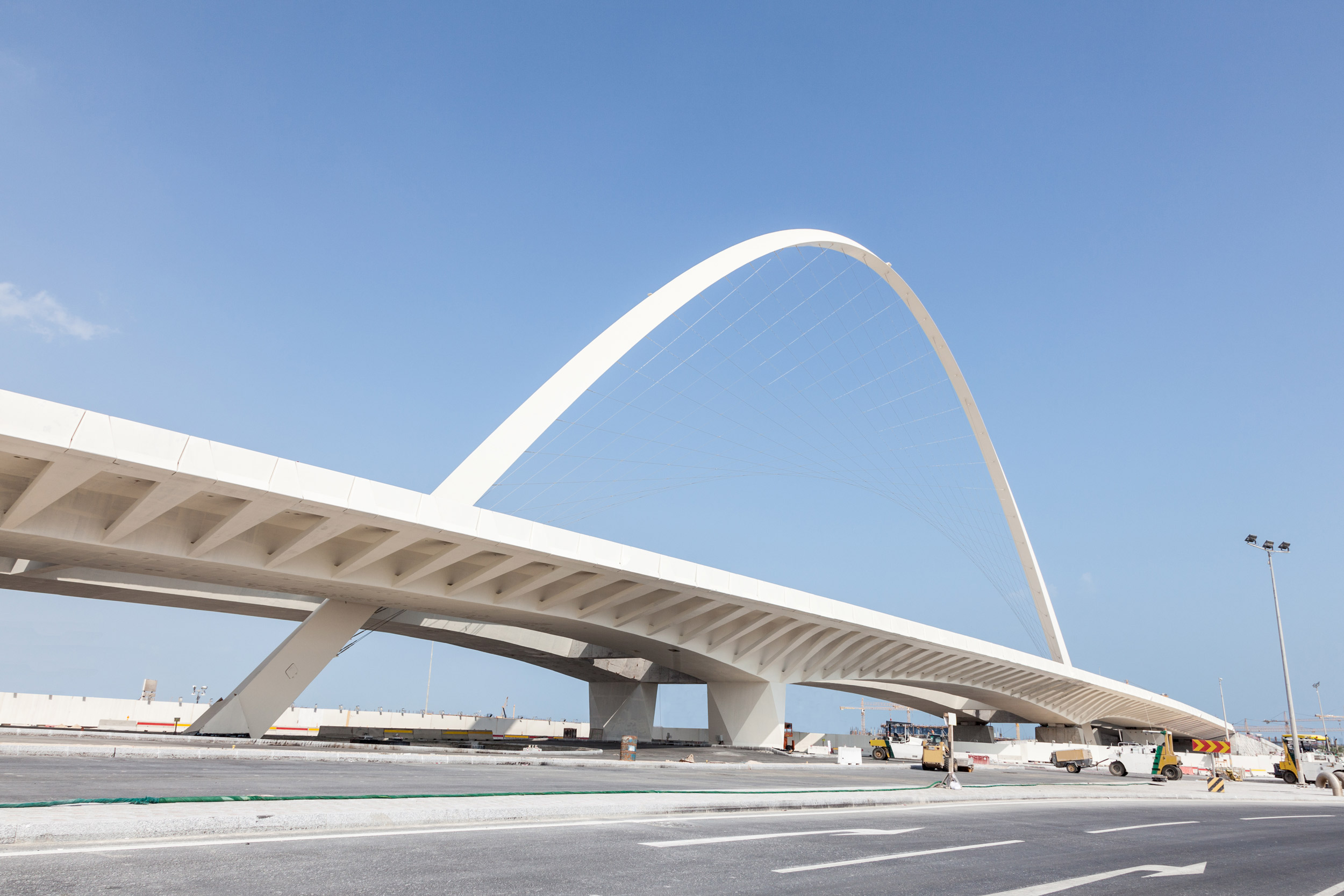 Read more about the project:  Marina Interchange