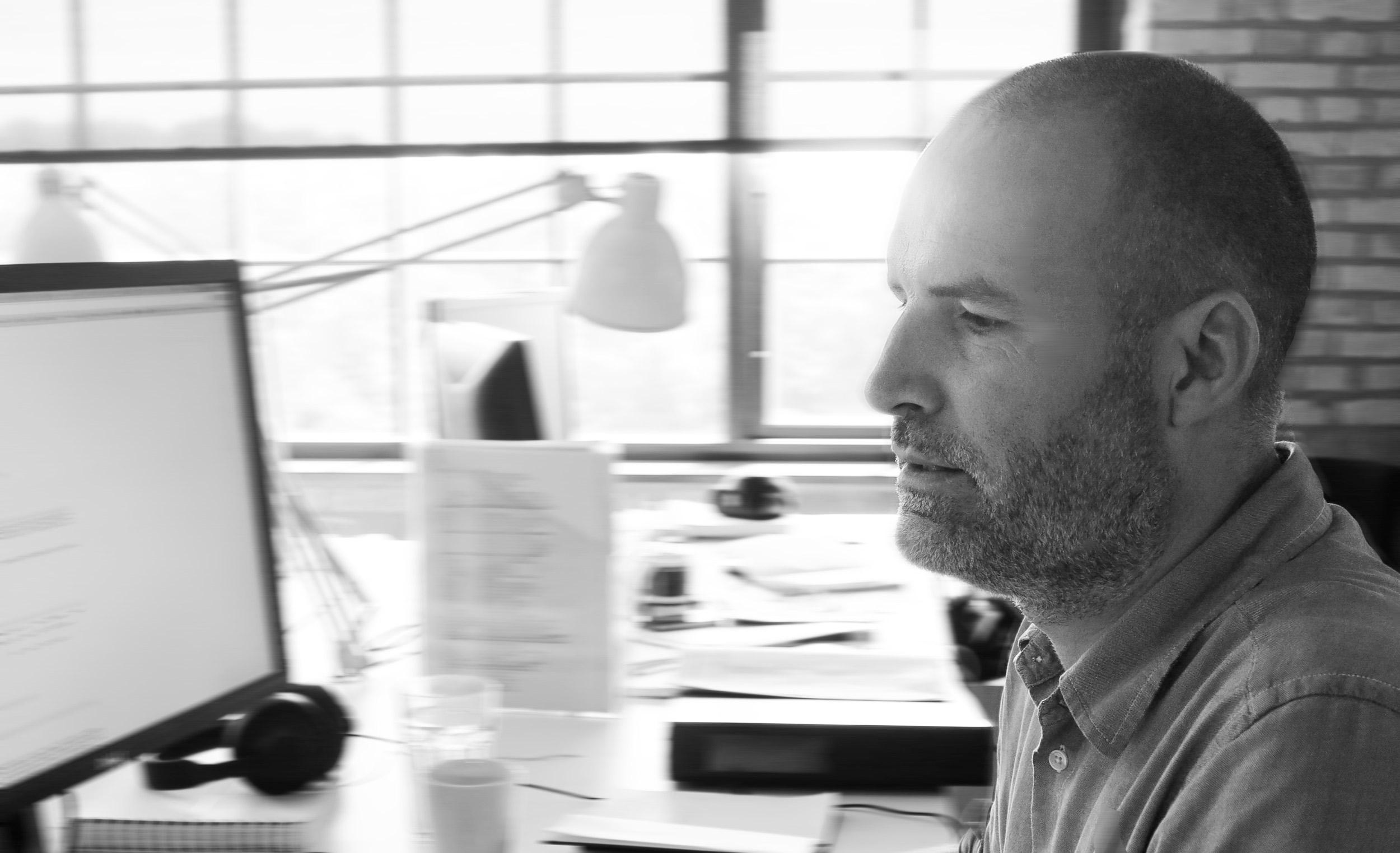 Kristoffer Degn  akkvisitions- og kommunikationschef