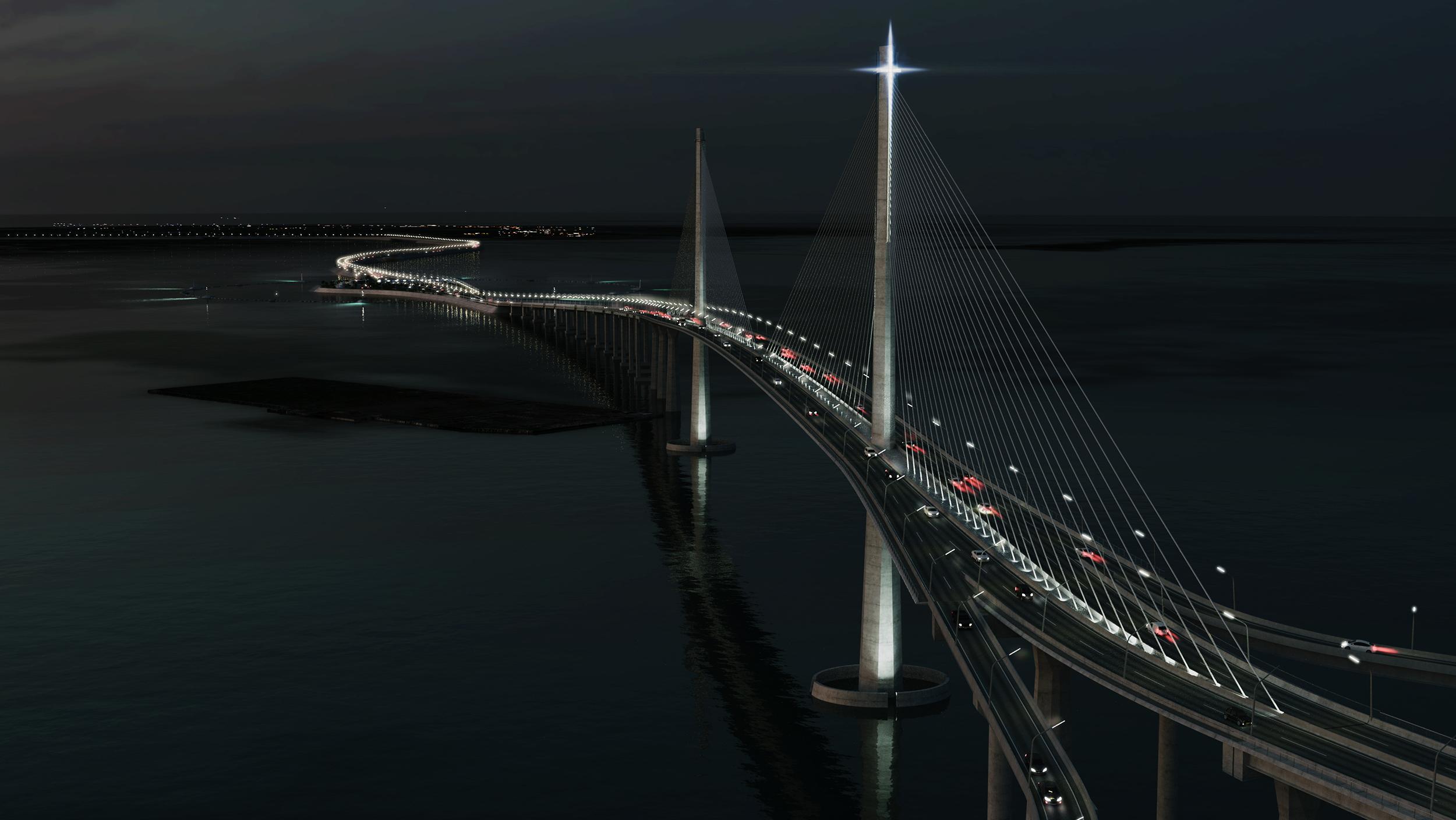 dw-cebu-cordova-link-expressway-night
