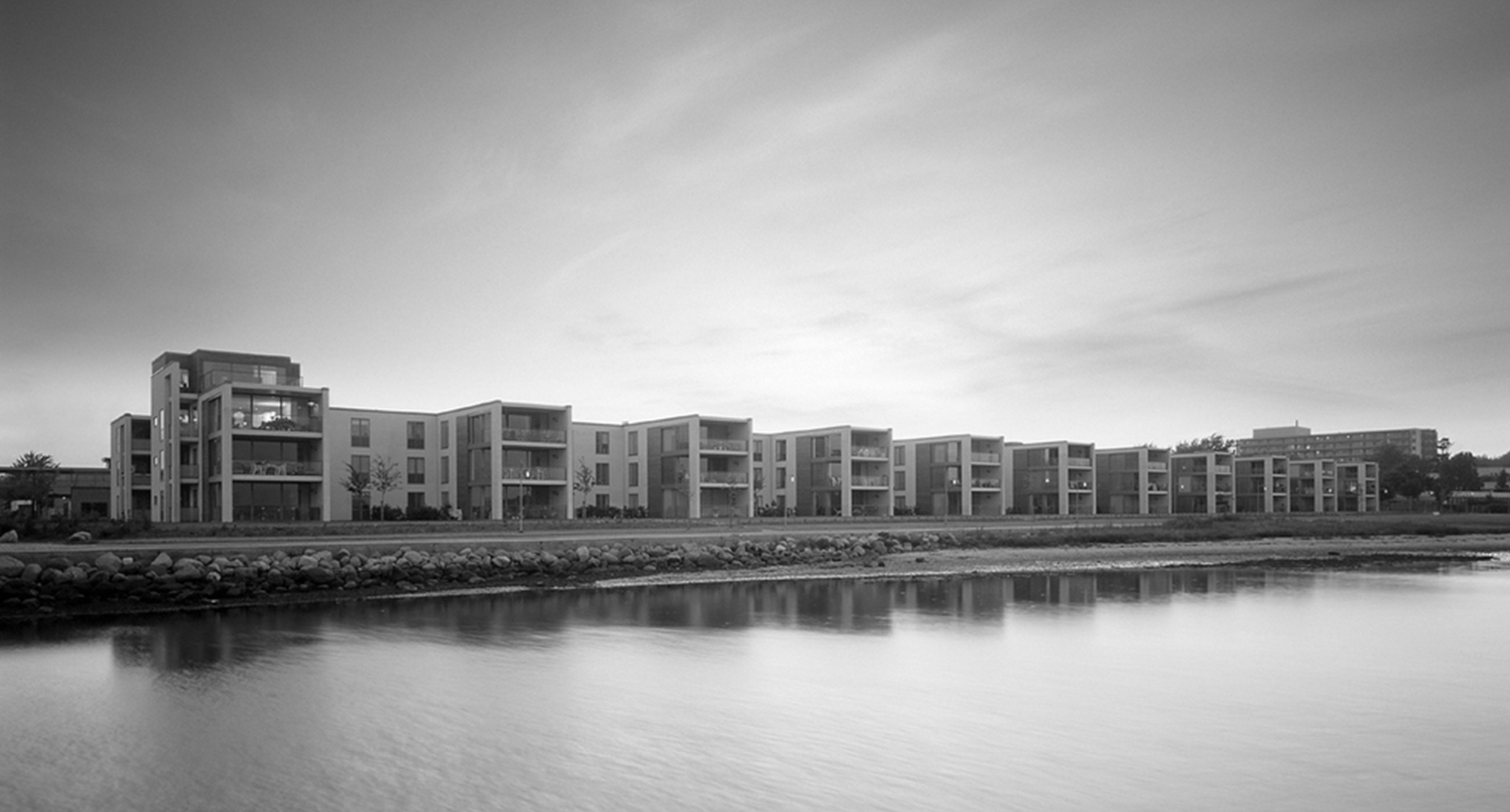 Building of the Year, The City of Horsens 1999   For  Langelinie in Horsens .