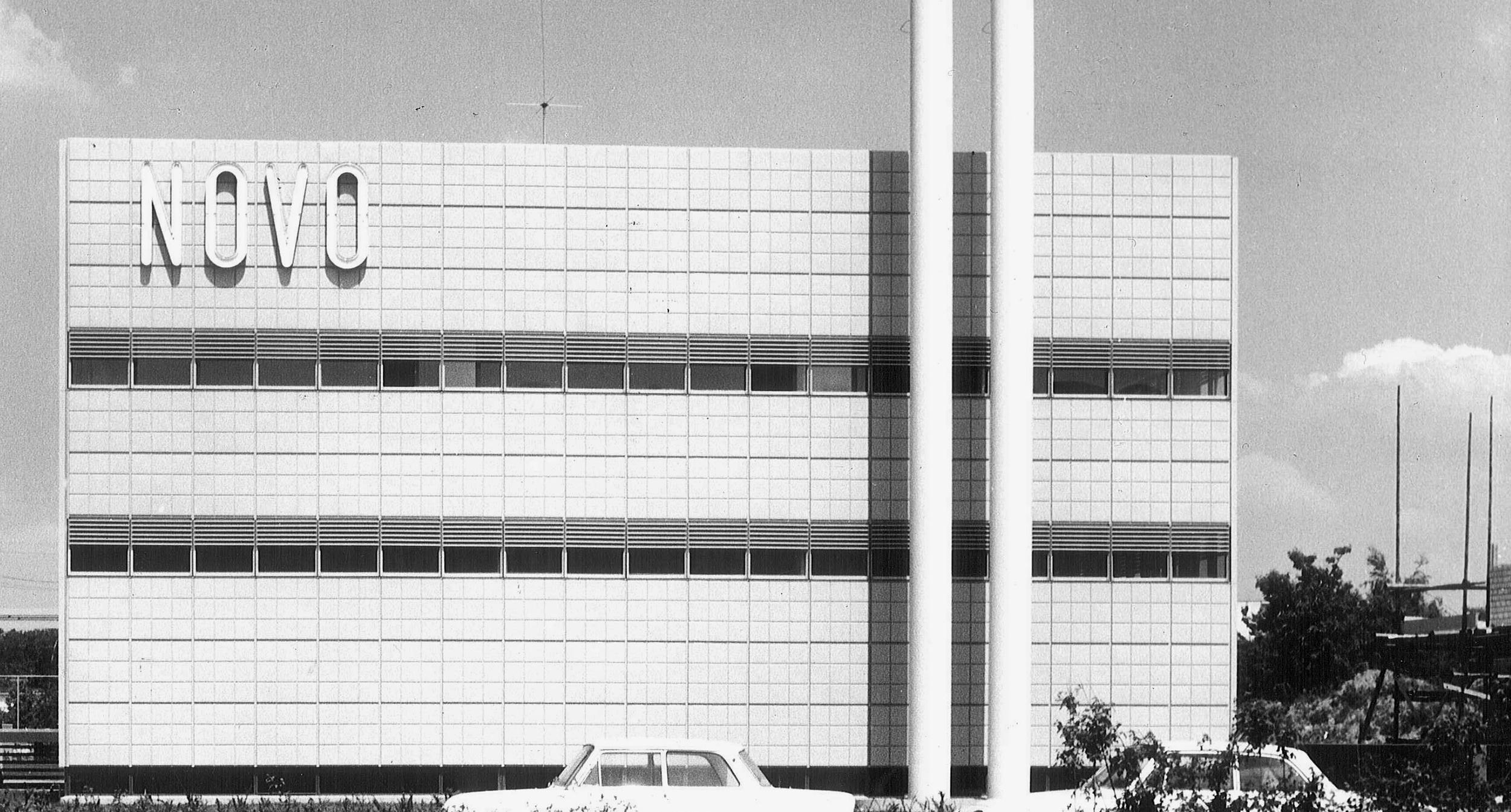 BDA Award, Rheinland-Pfalz 1972    The Novo factory in Mainz receives the BDA Award (Bund Deutcher Architekten) in Rheinland-Pfalz.